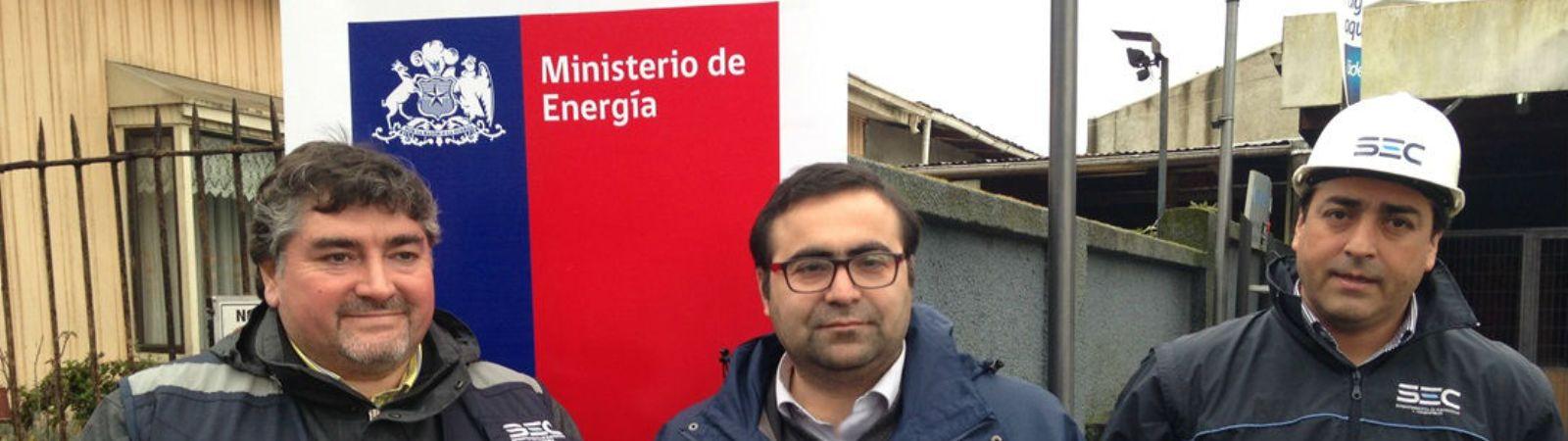 Imagen: Seremi de Energía Región de Los Rios.