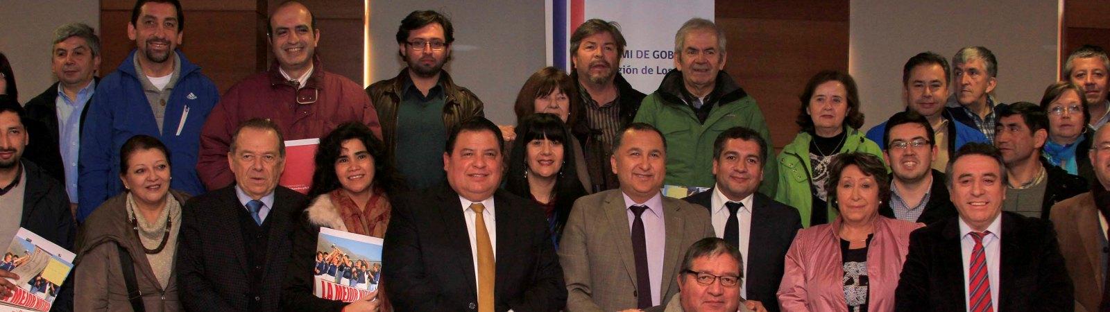 Imagen: Seremi de Gobierno Los Rios / Archivo