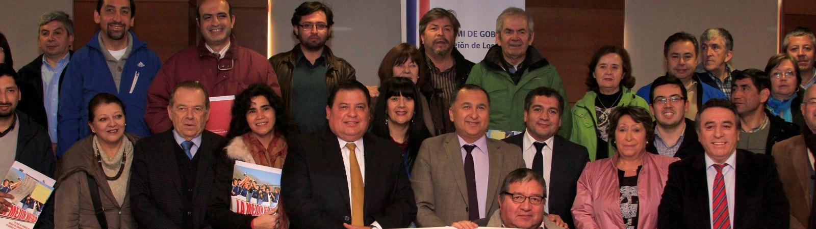 Imagen: Segegob Los Rios / Archivo