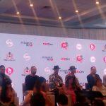 Maluma fue el centro de atención de la conferencia de prensa del jurado festival
