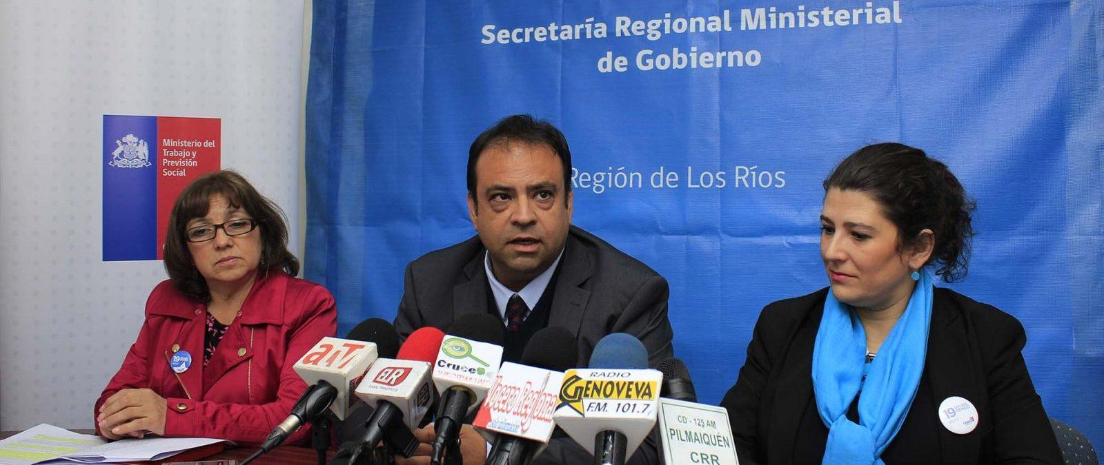 Autoridades destacan participación ciudadana en Censo 2017