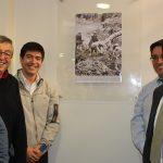 Intendente Millán junto a Funcionarios Corfo descubren placa conmemorativa por terremoto de 1960