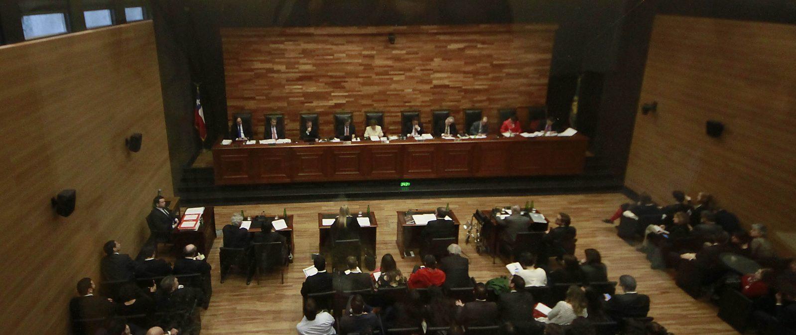 Alegatos finales por aborto en Tribunal Constitucional