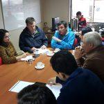 Mesa Técnica Regional de Emergencias Evaluó Positivamente Situación de Los Ríos por Temporal