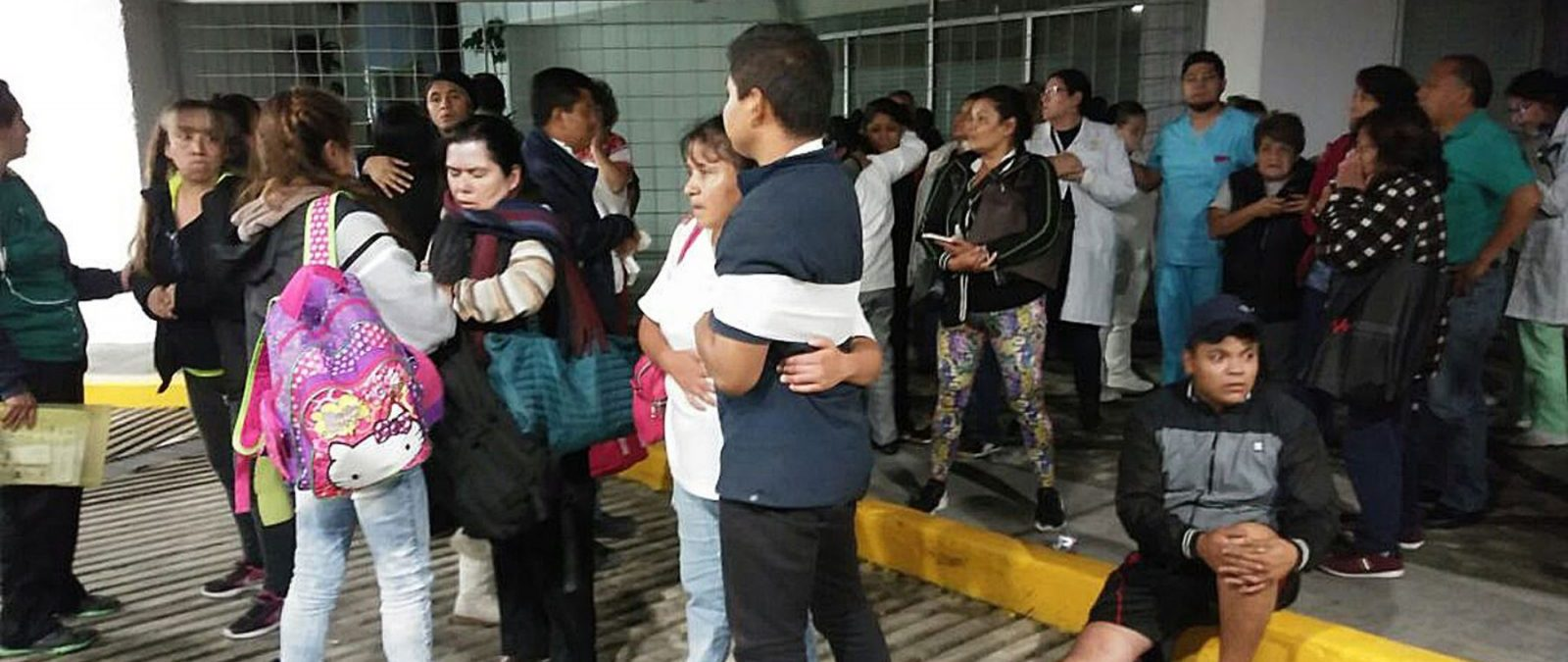 Terremoto 8,1 en sur y centro de México