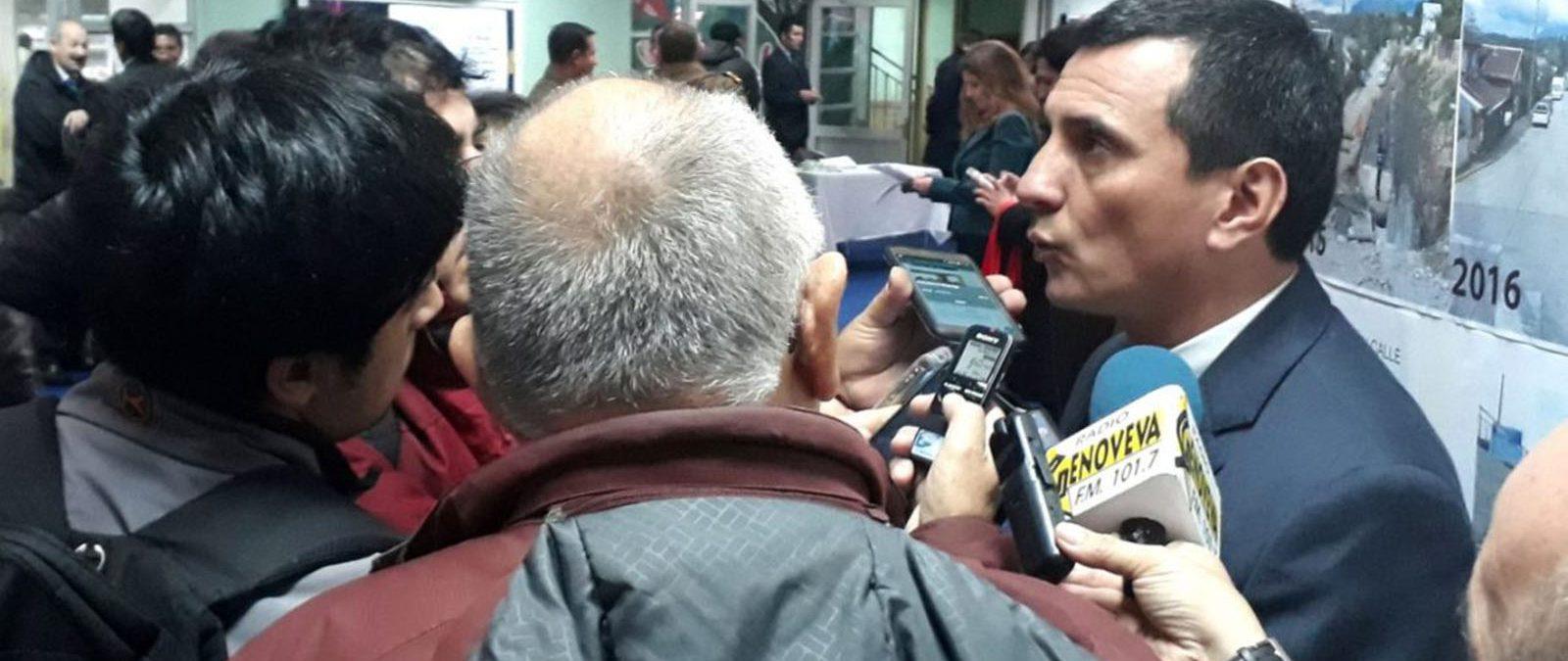 Intendencia de Los Ríos Presentó Querella por Actos de Violencia Registrados en Futrono