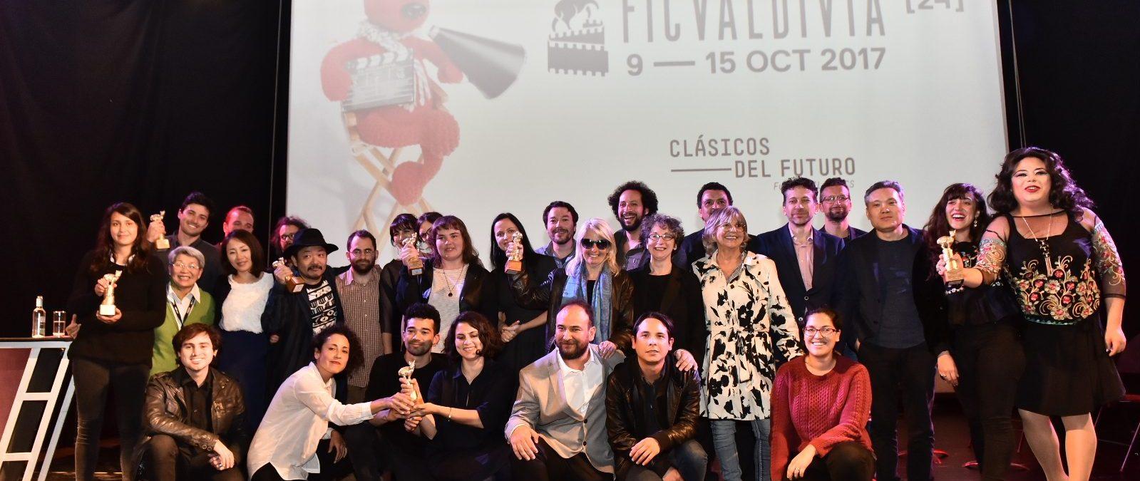 """""""Baronesa"""" de Juliana Antunes y """"Tierra Sola"""" de Tiziana Panizza ganan el FICValdivia 2017"""