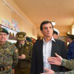 Intendente Millán encabezará inspección de locales de votación de Los Rios