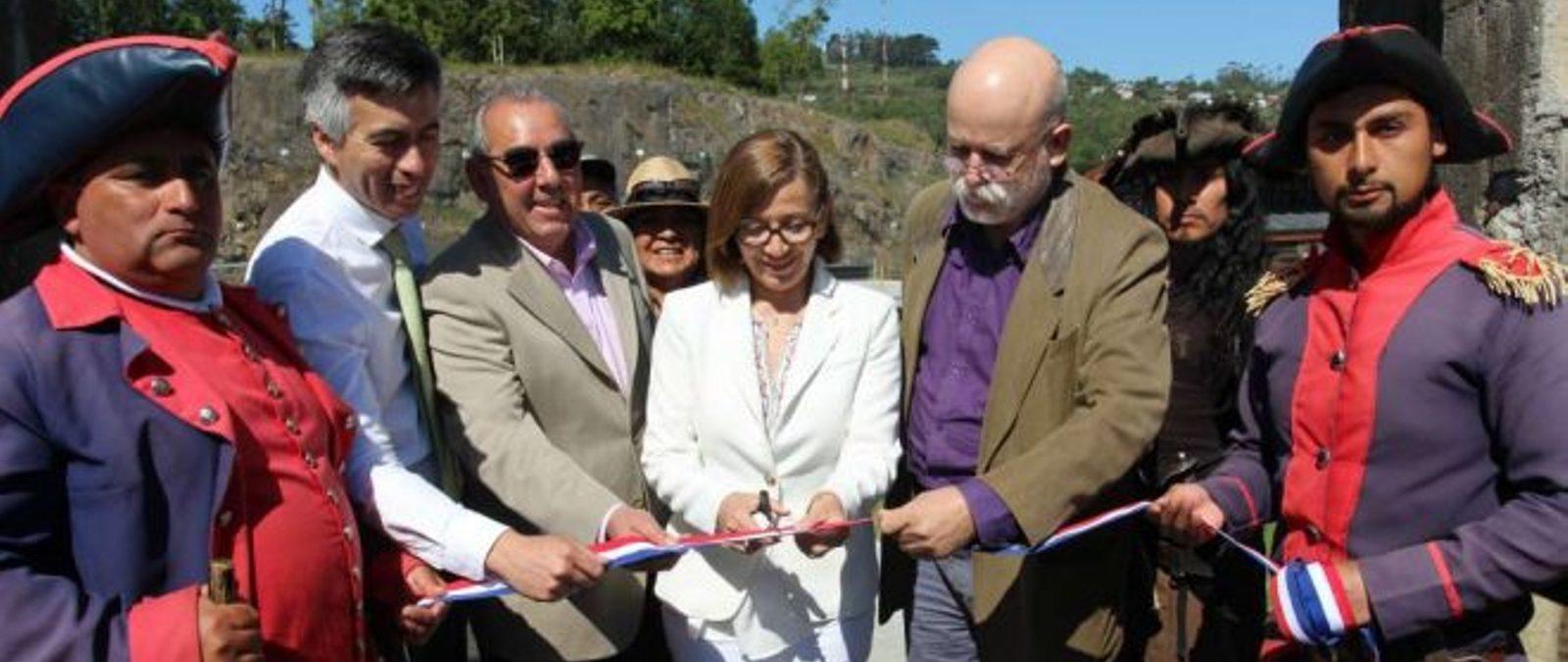 """Relanzan Ruta Patrimonial """"Los Castillos del Fin del Mundo"""""""