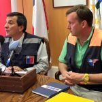 Intendente Millán informó que se constituirá Comité Operativo Comunal y Regional por Alerta Amarilla del volcán Villarrica