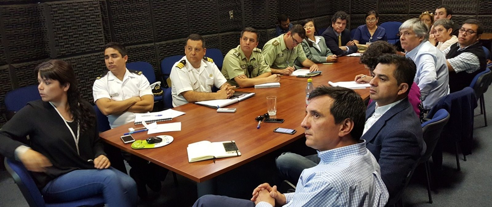 Mesa de Conectividad del Gobierno informó medidas para el periodo estival 2017-2018 en Valdivia