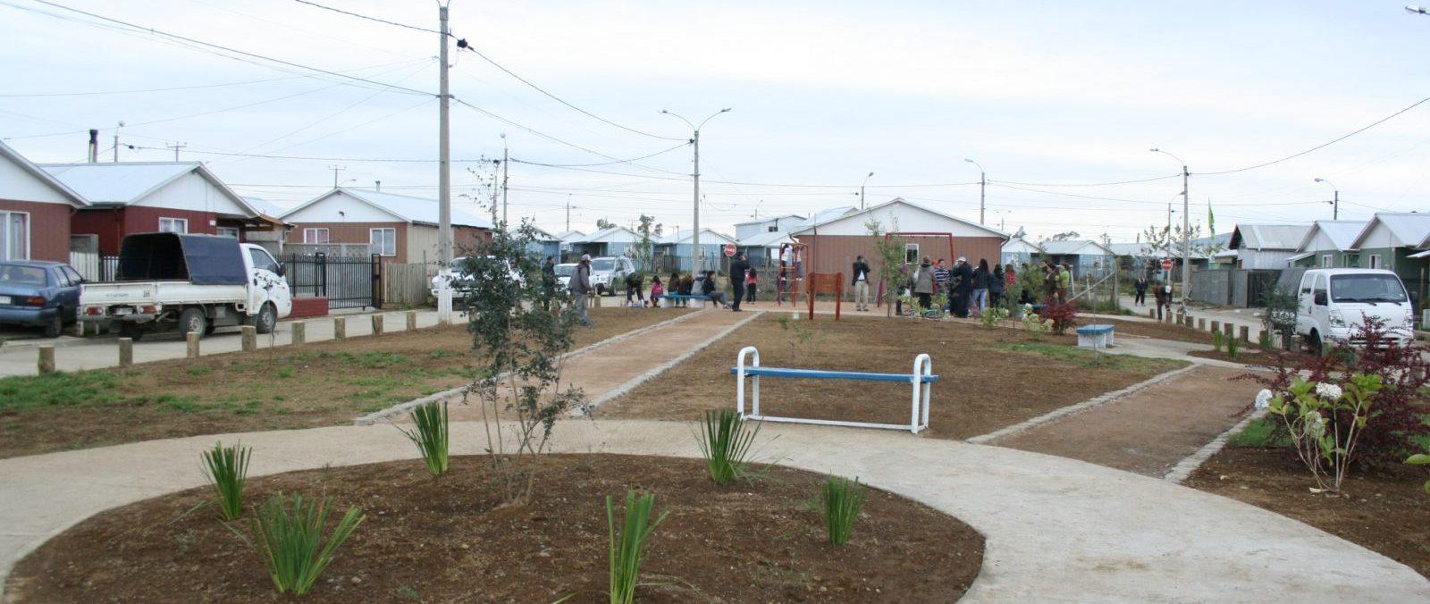 Se abre licitación para construir 600 nuevas viviendas en Valdivia
