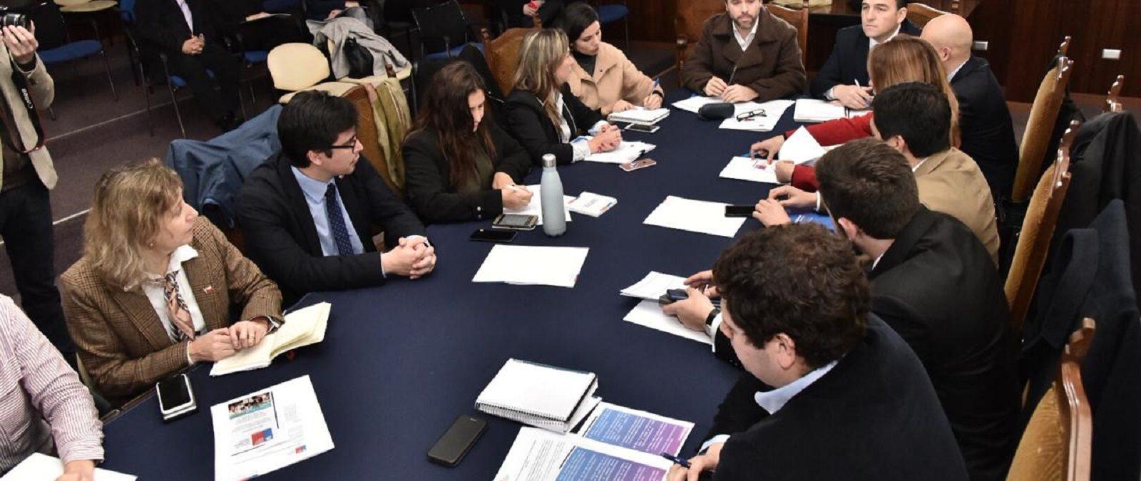 """Ministro Gonzalo Blumel en Valdivia: """"Queremos que las prioridades de las personas sean las prioridades del Gobierno"""""""