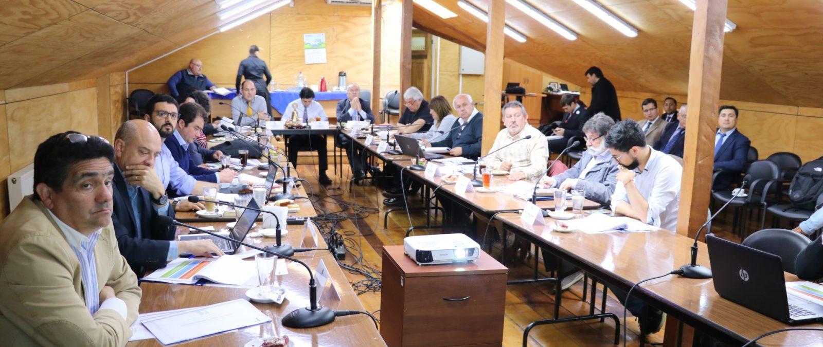 Comenzó discusión presupuestaria del Fondo Nacional de Desarrollo Regional (FNDR) para el año 2019
