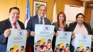 Gobierno en Los Ríos lanzó proceso de postulación al Fondo de Medios 2019