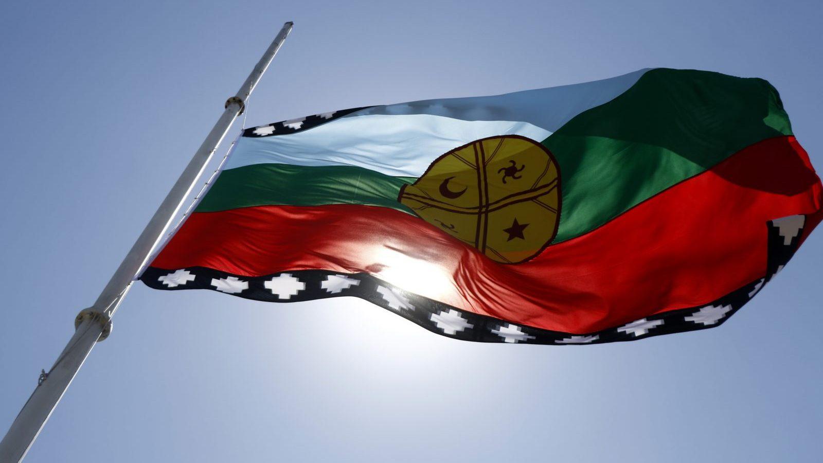 Tematica Bandera Mapuche