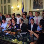 Histórico acuerdo: Plebiscito permitirá decidir por una Nueva Constitución