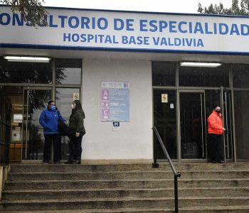 VALDIVIA : Hospital Base