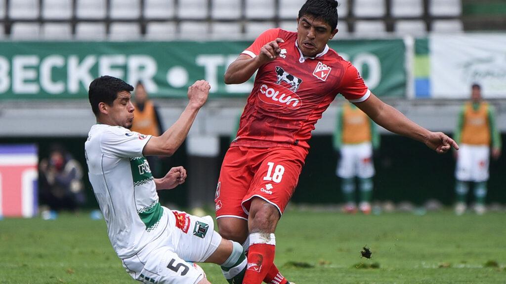 Primera B: Temuco vs Valdivia