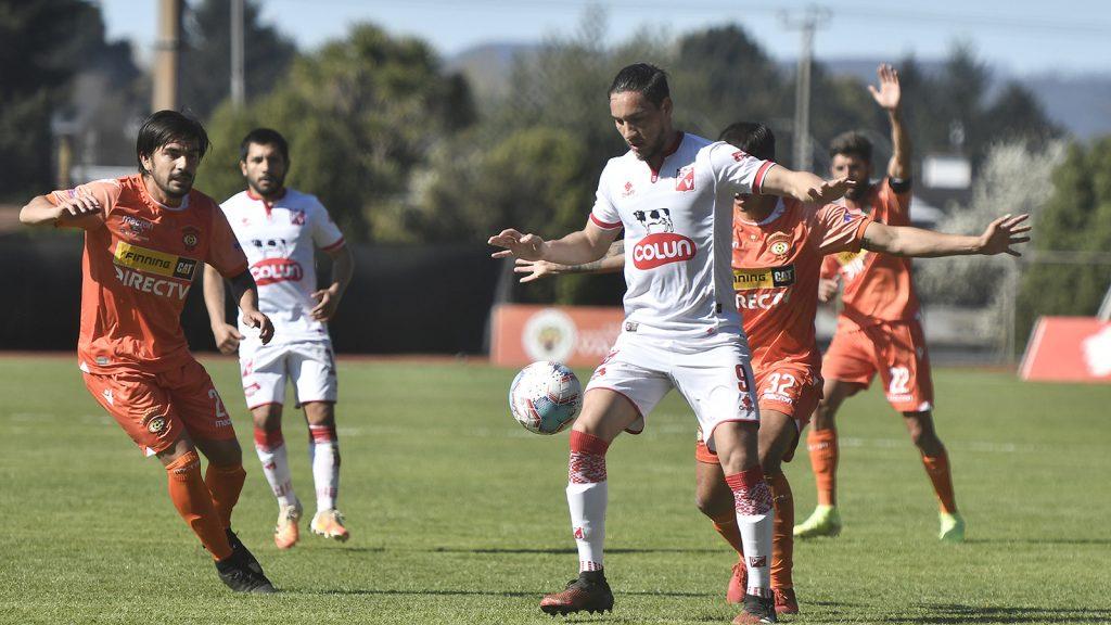 Deportes Valdivia vs Cobreloa