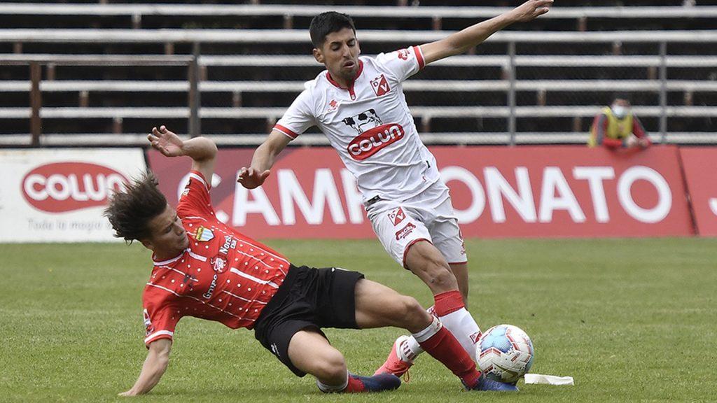 Primera B: Valdivia vs Magallanes