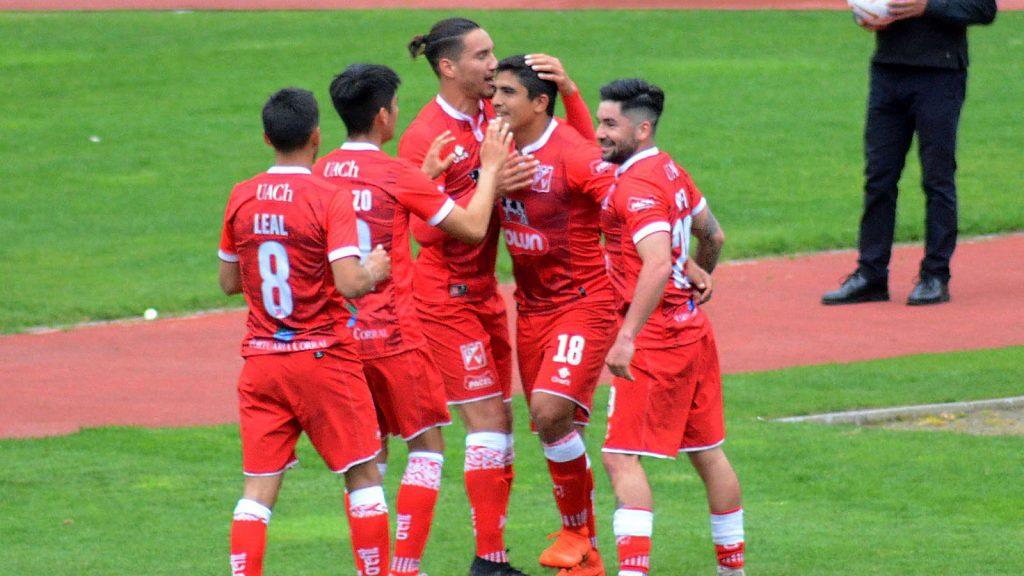 Primera B: San Marcos de Arica vs Valdivia