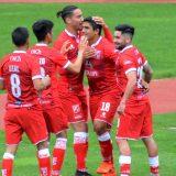 """El """"Torreón"""" se complica: empató 1-1 con San Marcos de Arica"""