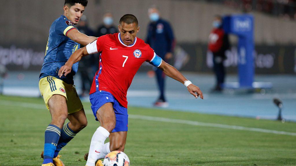 Clasificatorias Qatar 2022: Chile vs Colombia
