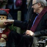 Muere Quino, creador de la irreverente Mafalda
