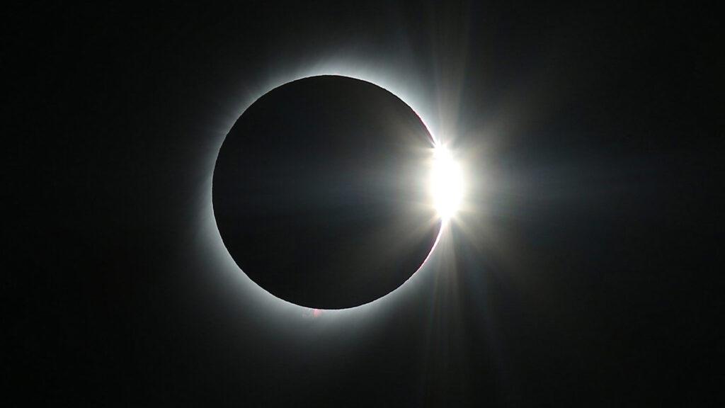 CACHIYUYO: Eclipse solar total 2019