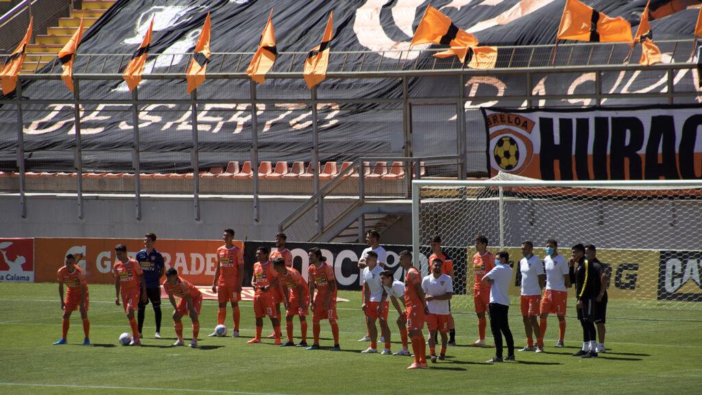 Cobreloa vs Deportes Valdivia