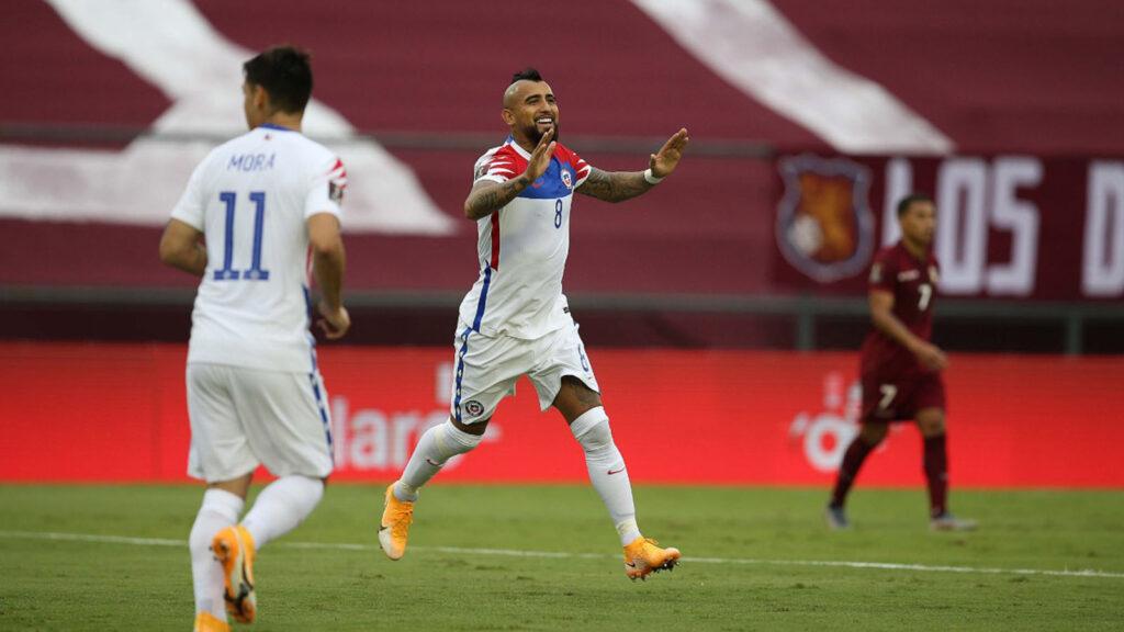 Clasificatorias Qatar 2022: Venezuela vs Chile