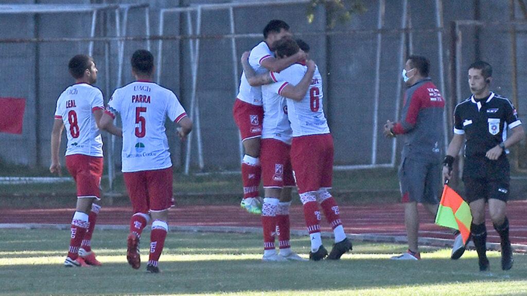 Primera B:Deportes Valdivia y San Marcos de Arica
