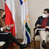 Presidenta CChC Valdivia plantea necesidad de empujar proyectos emblemáticos de infraestructura a Gobernador Regional