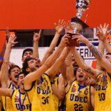 Final IV basquetbol: CD Valdivia vs CD UdeC
